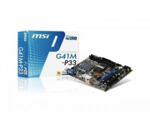 MSI_G41M-P33_Combo_DDR2/DDR3_775P_Anakart